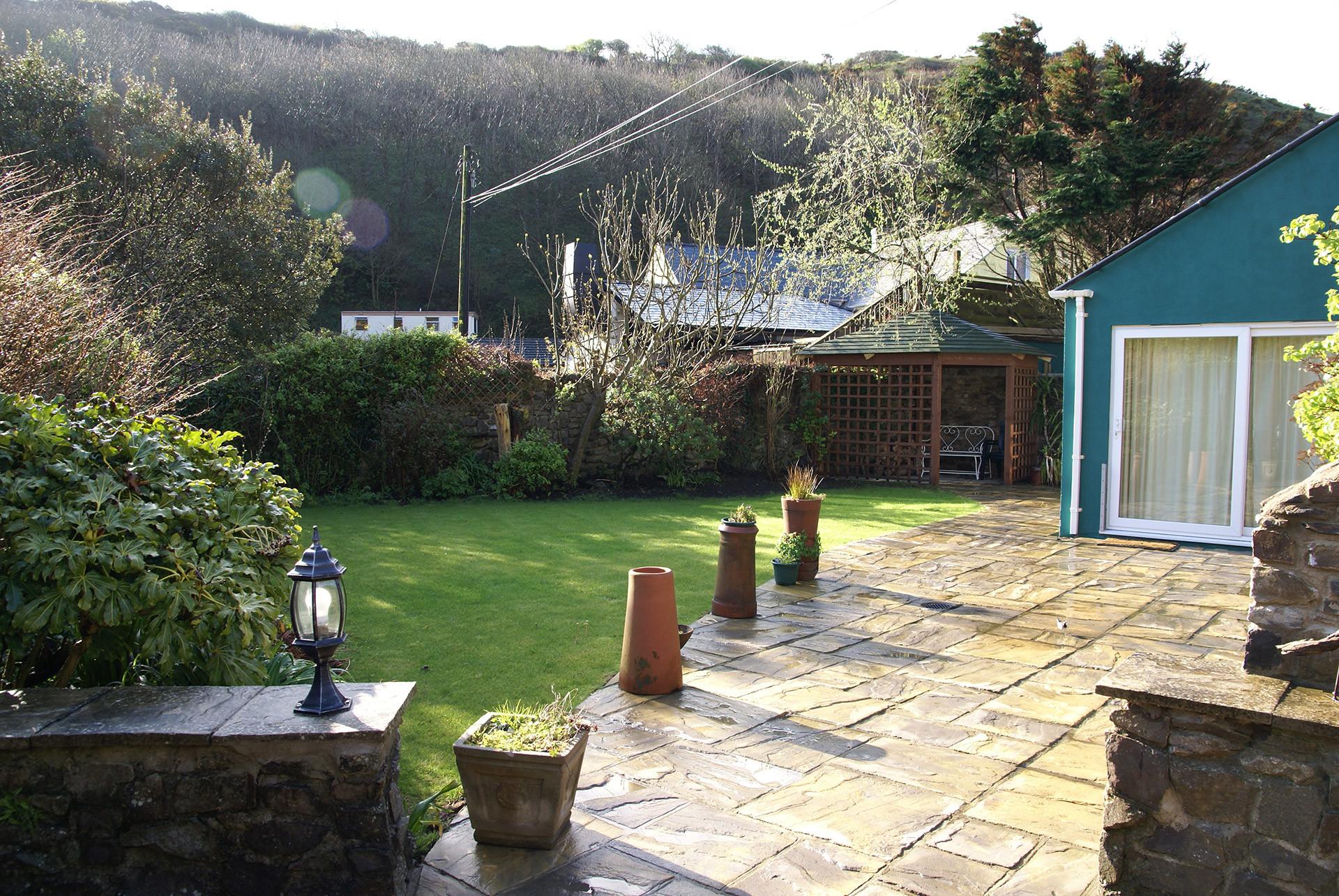 Private Walled Garden